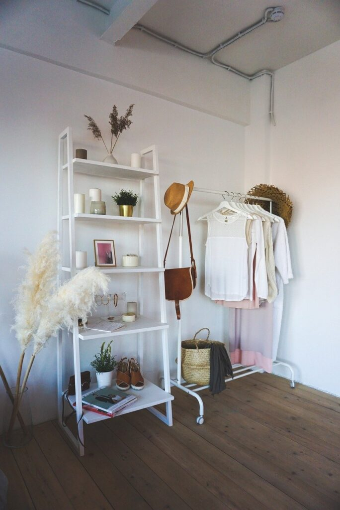 interior, studio, shopping