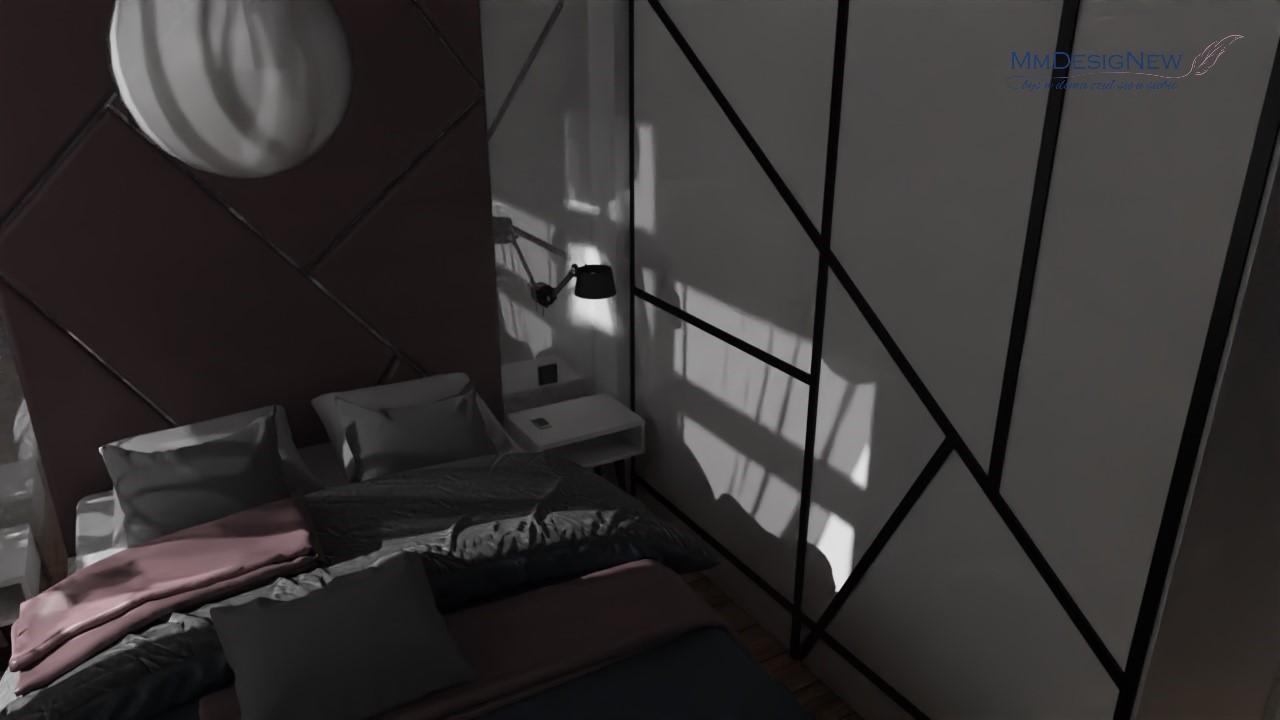 Lustra w sypialni