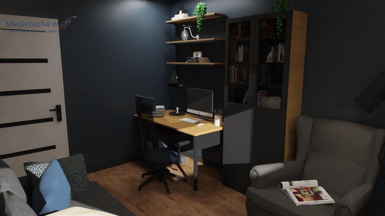 Gabinet z meblami IKEA